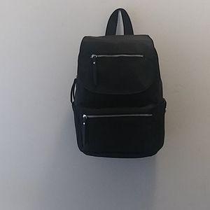 Madden Girl Nylon Backpack Black